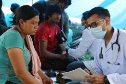 Kot Danda Health Camp
