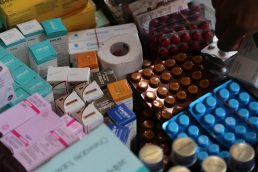 Champi Material Distribution